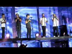one direction - moments - vancouver 27/7/13 - YouTube