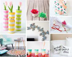 Ideas y manualidades Low Cost para decorar tu casa.
