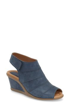 9399abc68b6a5 Earth®  Coriander  Slingback Wedge Sandal (Women) available at  Nordstrom  Slingback