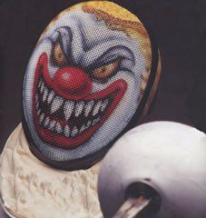 clown fencing