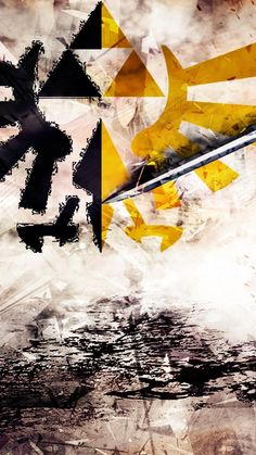 Link legend triforce the of zelda wallpaper | (59208)