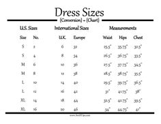 Conversion Length Table - Principlesofafreesociety