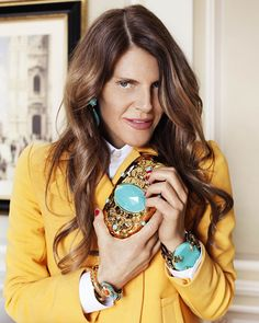 Anna Dello Russo for H: bling bling collection