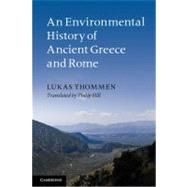 An Environmental History of Ancient Greece and Rome « LibraryUserGroup.com – The Library of Library User Group