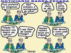 Noticiário Barra-Pesada