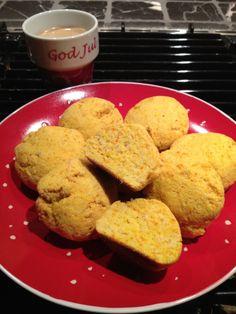 Healthy saffron buns