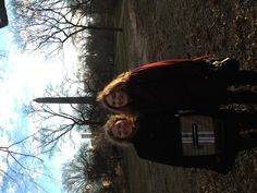 Me and Shari, Central Park