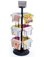 Postcard Carousel for Countertop Display