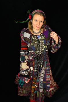 Elf Coat by Katwise - OOAK Rainbow Magic - Tutorial PDF. $9.00, via Etsy.