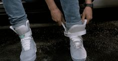 nike back to the future air mag self-lacing shoes #humor #hilarious #funny #lol #rofl #lmao #memes #cute