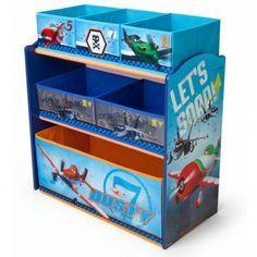 Planes toy bin