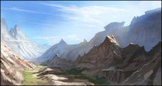 Badlands 2 by *samburley on deviantART