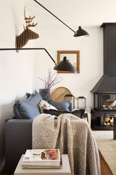 Interior inspiration | Cosy living room