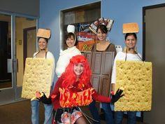 Camp Inspired Halloween Costumes! #camp www.deerhorn.com