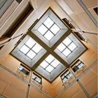 Yale Center for British Art - Louis I. Kahn - Great Buildings Architecture