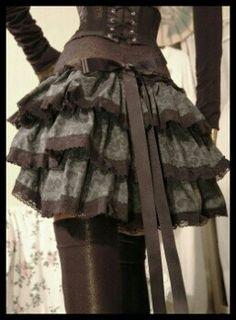 Gothic/steampunk