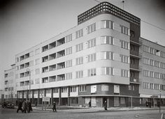 Wedel House, Warsaw, Poland (1936)