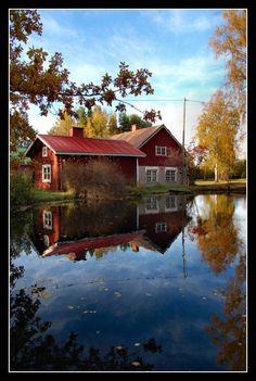 Fall Pond - Koylio, Western Finland