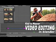 How to Master Video Editing in Blender. - YouTube