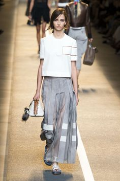 The Best Looks From Milan Fashion Week: Spring 2015