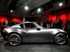 2017 Mazda MX-5 RF | 10 Outstanding Cars That Stole the New York Auto Show