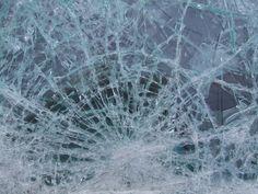 Broken Glass Transparent Tumblr