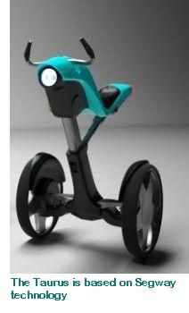 Pimp my Segway: the electric bike with added style | ETA
