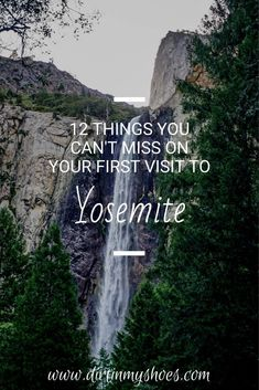 There are so many things to do in Yosemite National Park, but I've narrowed it down to a short list of things you really can't miss. I've also included a bunch of helpful information to help you navigate through Yosemite and make the most of your time. Have a great adventure! Places In California, California National Parks, Yosemite National Park, Best Hikes, Death Valley, Greatest Adventure, Amazing Adventures, Dream Vacations, Monuments