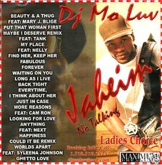 The Best Of Jaheim Collectors Edition R Hip Hop Mixtape CD DJ Mo Luv