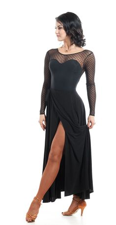 Wrap Skirt!!!!!!!! Must have for every ballroom dancer! Easy wrap it around any top, leotard or even a latin dress and transform it into standard or smooth outfit!!!!!! Ideal for parties with mixed La