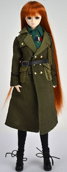 Military coat S-Gretel