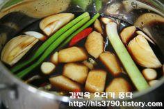 김진옥 요리가 좋다 :: 요리의 맛을 업그레이드 시켜주는 맛간장 만드는 법 *^^*