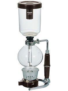 Hario Technica 5-Cup Coffee Syphon ❤ Hario