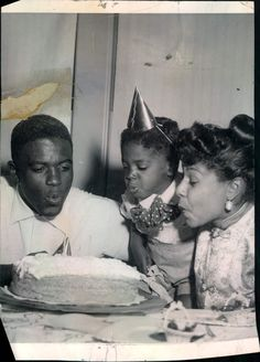 Happy Birthday Jackie Robinson, today would have been his 93rd birthday :)