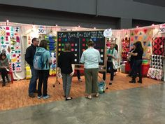 QuiltCon 2015: A Quilting Event Not to Be Missed >> http://blog.diynetwork.com/maderemade/2015/03/24/quiltcon-2015-a-quilting-event-not-to-be-missed/?soc=pinterest