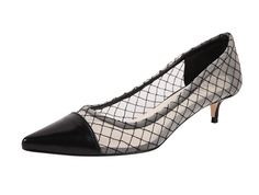 Hello Shoe Lovers! Our mesh kitten heel, Modern, is the epitome of sophistication. Channel your inner Audrey Hepburn and purchase a pair today at https://www.buttershoes.com/modern-in-diamond-mesh-in-black XOXO #shoeoftheday #kittenheel #somethingbleu #madeinitaly