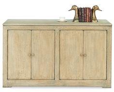"Plain Modesty Cabinet      Pine 4 Doors Removable Shelf   62""w x 18""d x 38""h   Hand Painted 1800               _1"