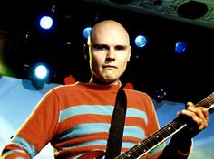 Billy Corgan. Just to ask him about all those guitar textures on Siamese Dream. #smashingpumpkins