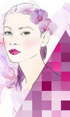 Pantone 2014 Colour of the Year - Radiant Orchid - Sephora