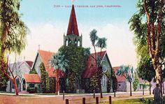 Trinity Episcopal established 1861.