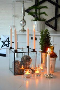 HAPPY FIRST ADVENT: Today you can light the first candle of your modern ADVENT wreath – FELIZ primer ADVIENTO: Hoy puedes encender la primera vela de la corona de adviento moderna - Babyecochic.com