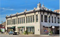 historical corner buildings images | ... Franklin-St-Houston-TX , historic-buildings , Milam-Street-Houston-TX