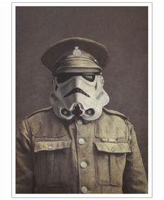 Sgt Trooper Art Print by Terry Fan now on Juniqe.com | Art. Everywhere.