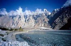 Pakistan along the Karakoram Highway