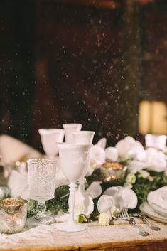 Wedding Photographer in Greece Santorini & Greek Islands Snowy Wedding, Wedding Dinner, Wedding Table, Charger Plates, Santorini Greece, Greek Islands, Dinner Table, Floral Wedding, Affair