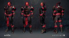 ArtStation - Destiny: Rise of Iron Titan , Allan Lee