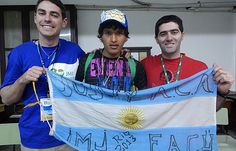 Teenager crosses South America on foot to see Pope :: Catholic News Agency (CNA)
