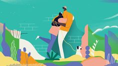 """Check out this @Behance project: """"We all love stories"""" https://www.behance.net/gallery/40681095/We-all-love-stories"""