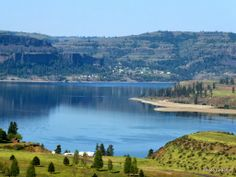 Lake Roosevelt and Grand Coulee Dam