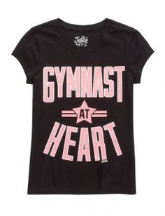 Gymnast Graphic Tee